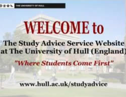 University of Hull video screengrab