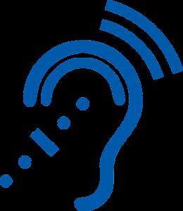 ear hearing sounds